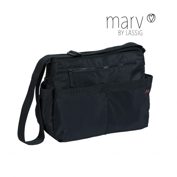 Lassig Marv by Lassig Urban Bag Black