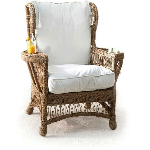 Riviera Maison Carolina Wing Chair