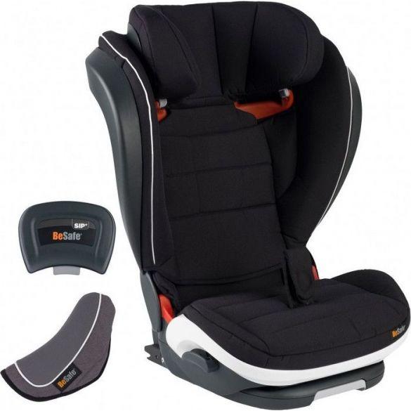 Besafe Autostoel iZi Flex Fix UN R129 Black Cab