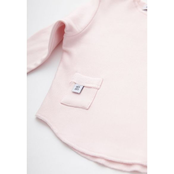 Bamboom Shirt Long Sleeves Pink