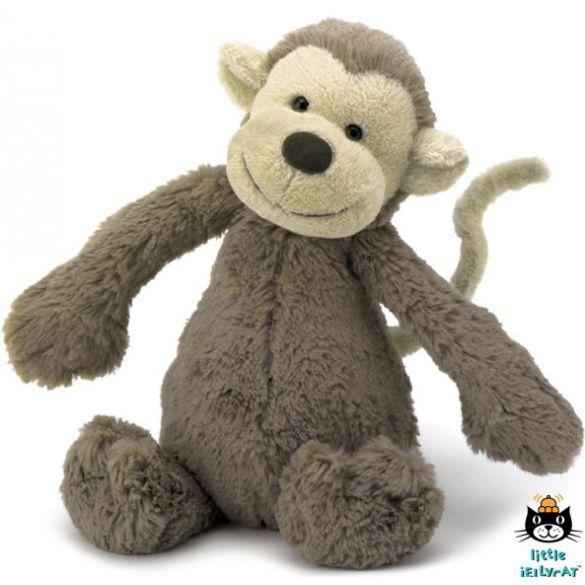 Jellycat Bashful Monkey Huge