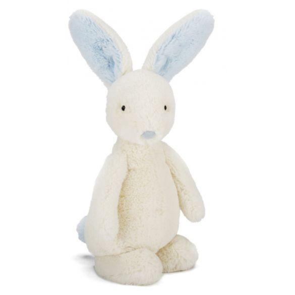 Jellycat Bobtail Bunny Blue 22 cm