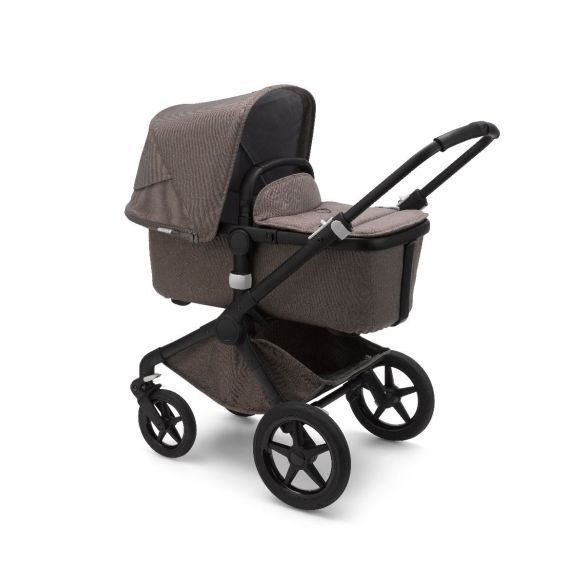 Bugaboo Fox2 Mineral Black/Taupe Compleet