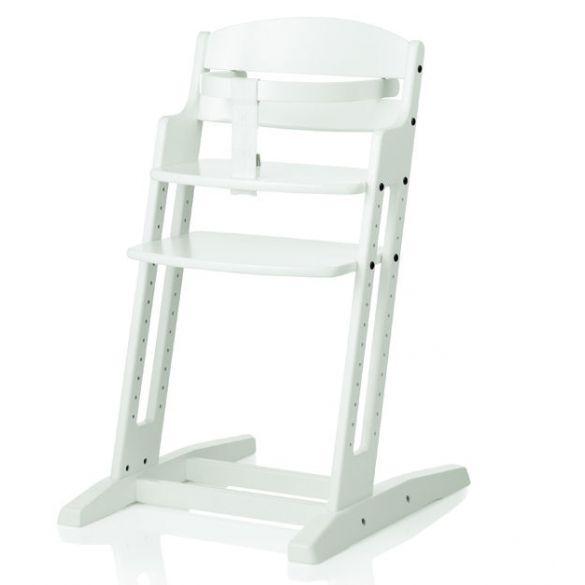 Dan High Chair White
