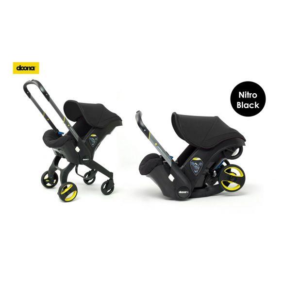 Doona+ Autostoel en Buggy in één (model 2018)