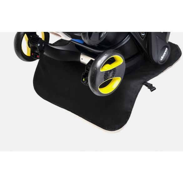 Doona protection mat for car seat