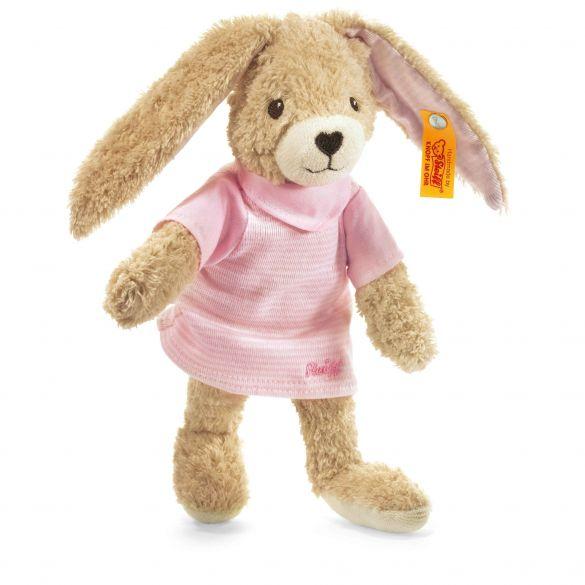 Steiff Hoppel Rabbit Pink 20 cm