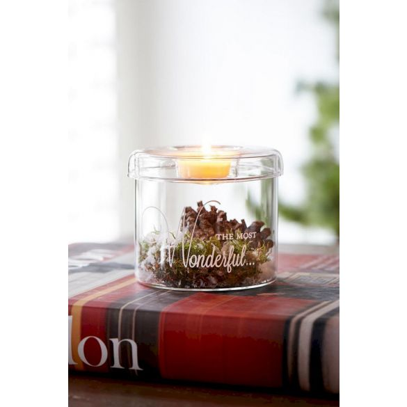 Riviera Maison The Most Wonderful Fillable Votive