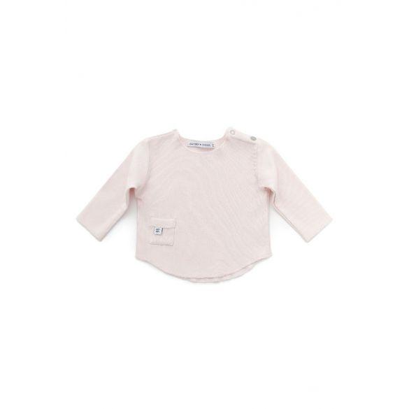 Bamboom Shirt Lange Mouw Pink-68