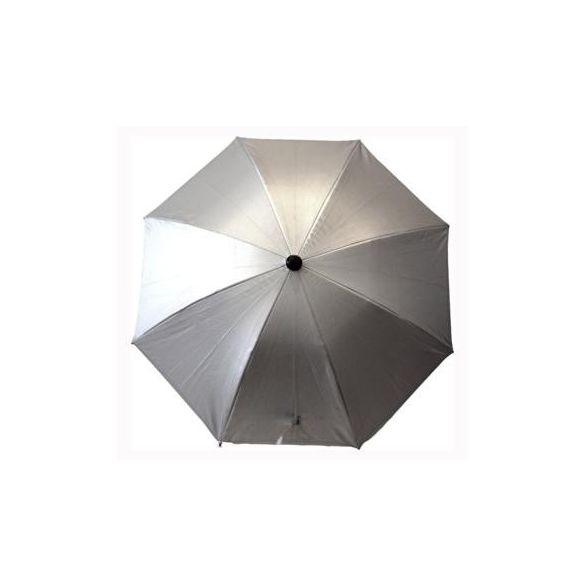 baby jungle parasol silver