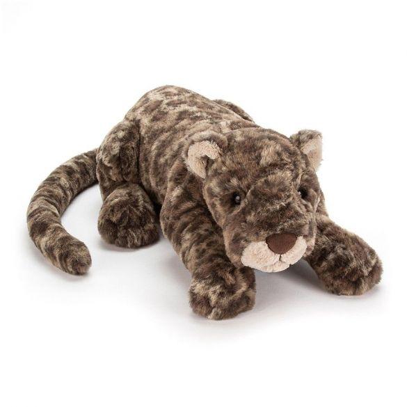 Jellycat Little Lexi Leopard 29cm