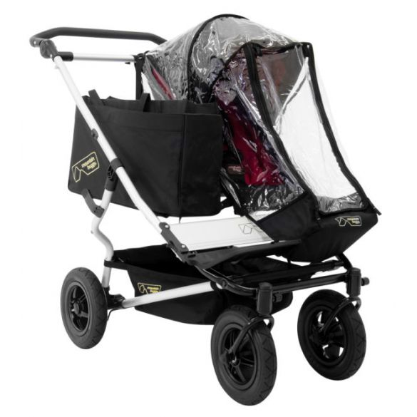 Mountain Buggy Duet Storm Cover for 1 Seat