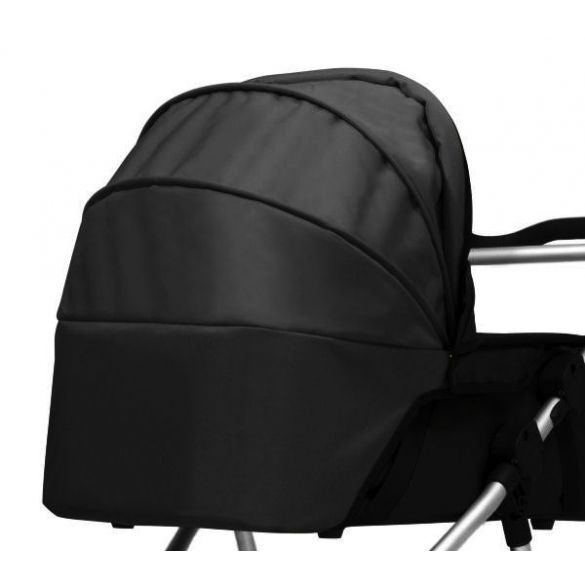 Mountain Buggy Hood Single Carry Cot Black