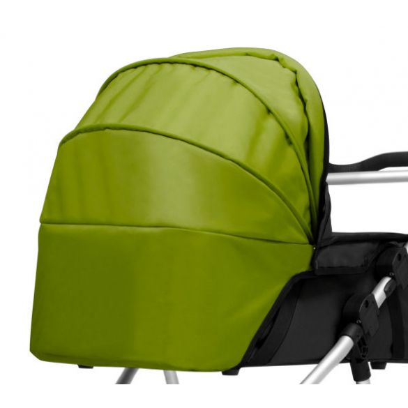 Mountain Buggy Hood Single Carry Cot Jade Green