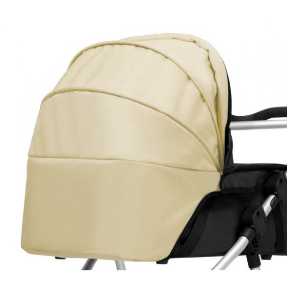 Mountain Buggy Hood Single Carry Cot Sand