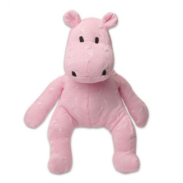Baby's Only Hippo Cable 35 cm-Baby Pink