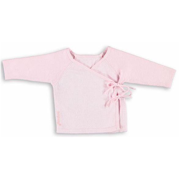 Baby's Only Overslagtruitje Baby Pink