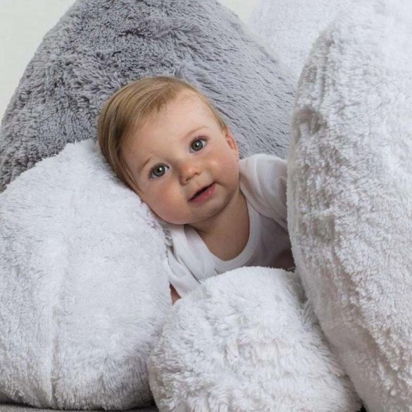 Quax  Bobo ostrich grey and baby