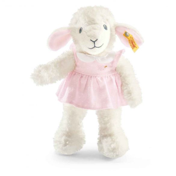 Steiff Sweat Dreams Lamb Pink 28cm