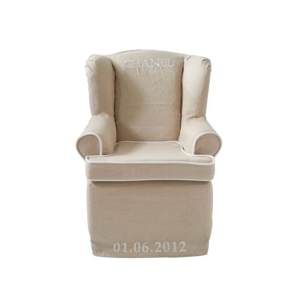 Riviera Maison - This Is My... Chair