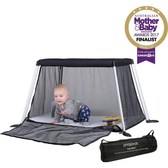 Phil&Teds Traveller V4 Campingbed