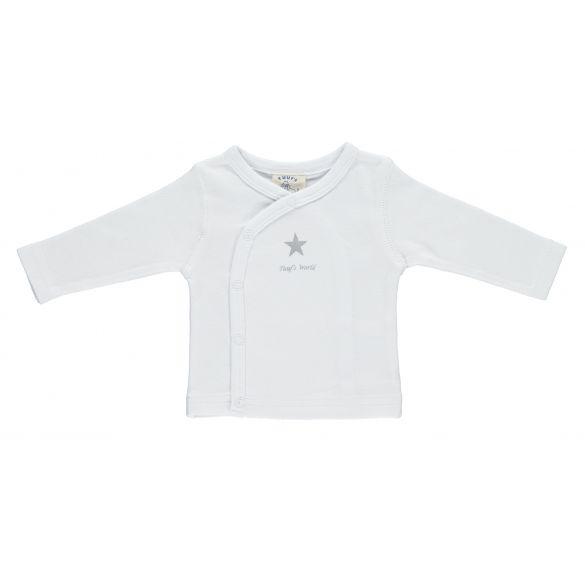 Tuuf's World Shirt White 44