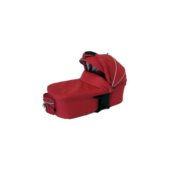 Valco TriMode Single Carrycot red