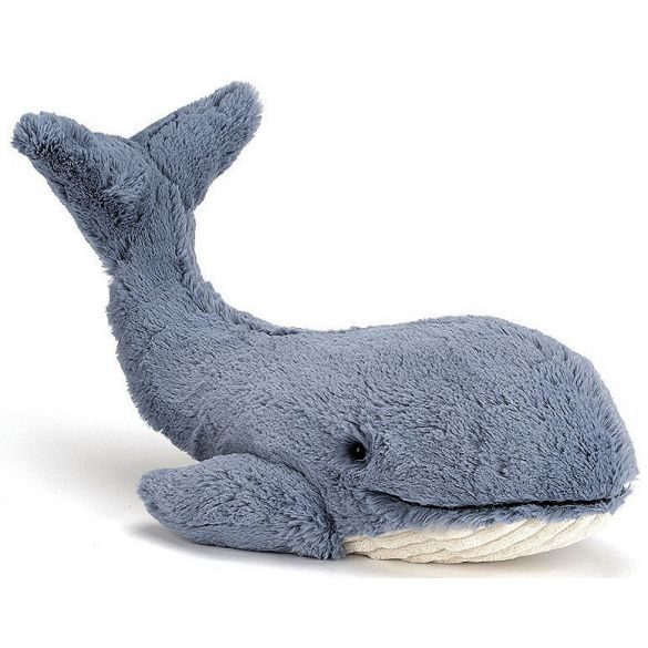 Jellycat Wilbur Whale 48 cm