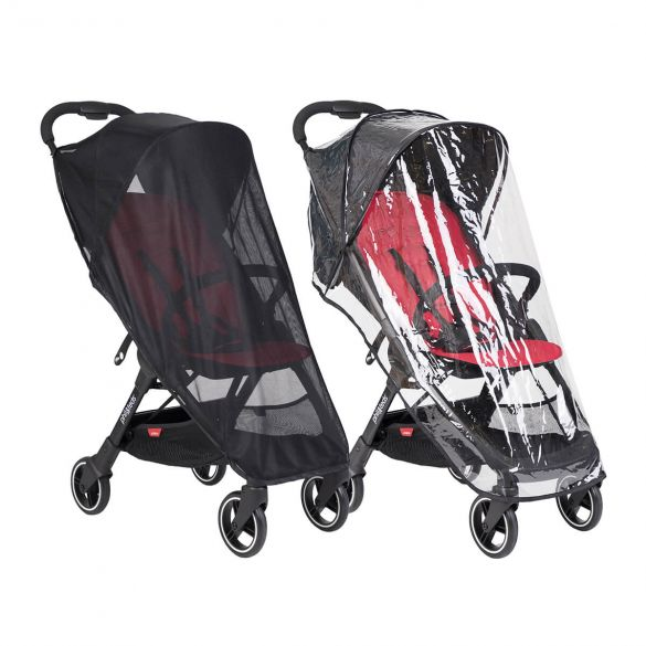 Phil&Teds GO Buggy All Weather Cover set