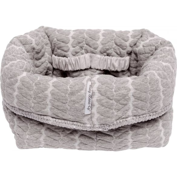 Baby Anne-Cy Baby Basket Butterfly Grey