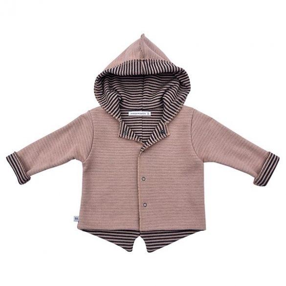 Bamboom Jacket Reversible Parker Pink