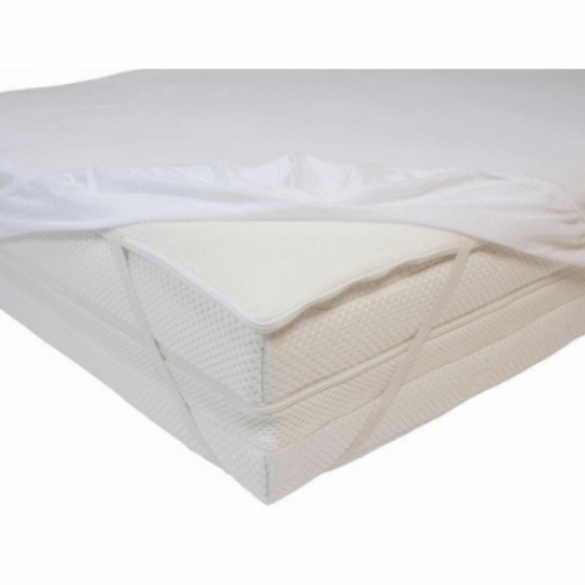 Happy Baby Airgosafe Mattress Cover for bed