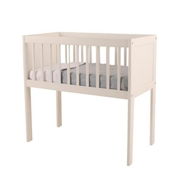 Happy Baby Cot Texel White
