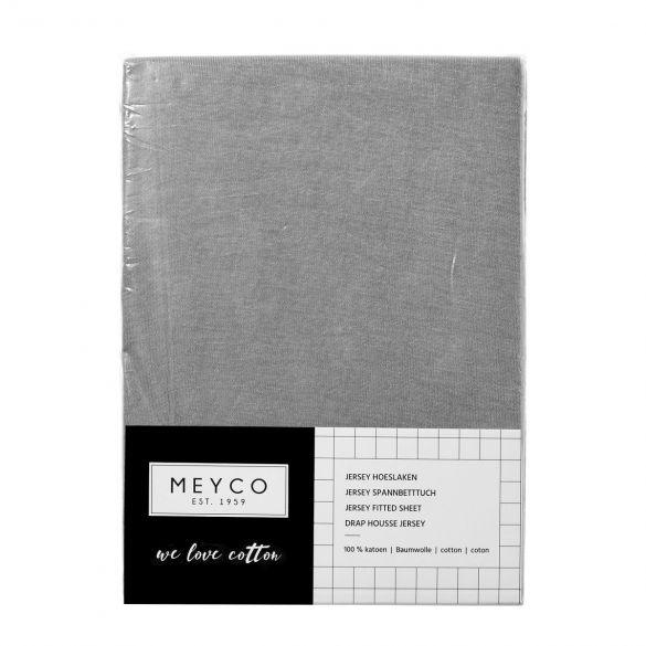 Meyco Jersey Hoeslaken Ledikant 60x120