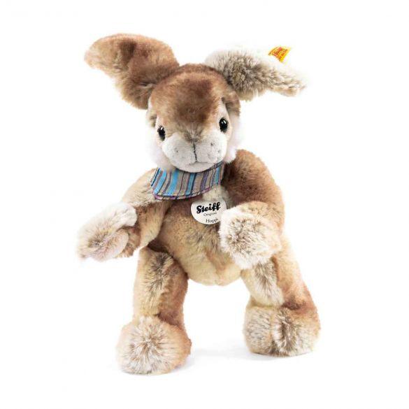 Steiff Hoppi Dangling Rabbit Beige/Brown