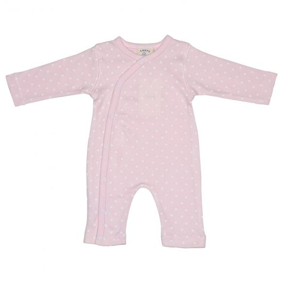 Tuuf's World Coverall Pink/Star 44
