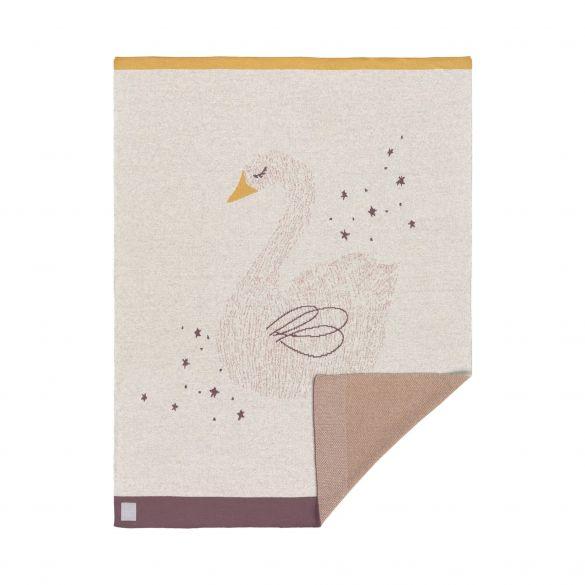 Lassig Blanket Little Water Swan