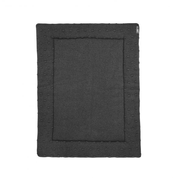 Meyco Silverline Boxkleed Knots 77x97 cm-Dark Grey