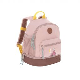 Lassig Tas 4kids Mini Backpack Roze
