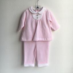 Babidu Babypakje 2-delig Pink Stars