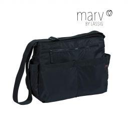 Lassig Marv by Lassig Urban Bag Black