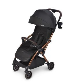 Leclerc Buggy Influencer Black Brown