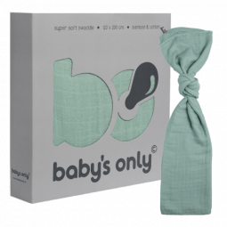 Baby's Only Swaddle 200x120 cm