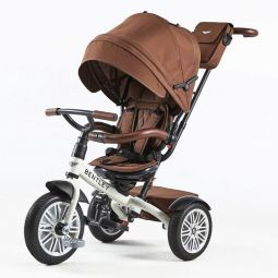 Bentley Tricycle Brown