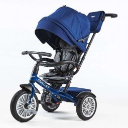 Bentley Tricycle Sequin Blue