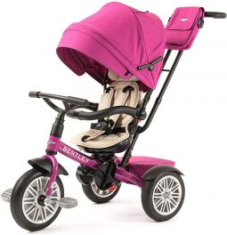Bentley Tricycle-Pink