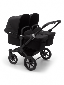 Bugaboo Donkey2 Mono complete Grey/Red