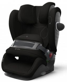 Cybex Pallas S-Fix Car Seat Black