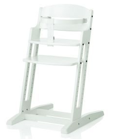 Dan High Chair White
