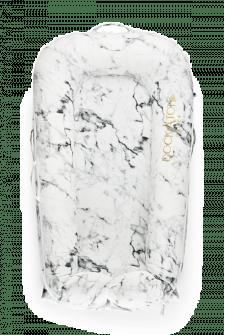 Dockatot Deluxe+ Pod Carrara Marble
